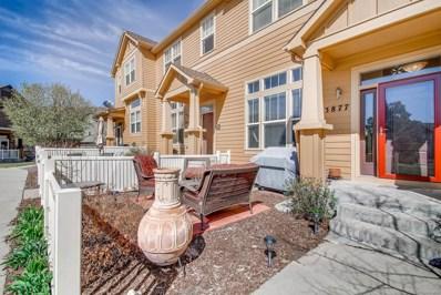 3877 Pecos Trail, Castle Rock, CO 80109 - MLS#: 8490798