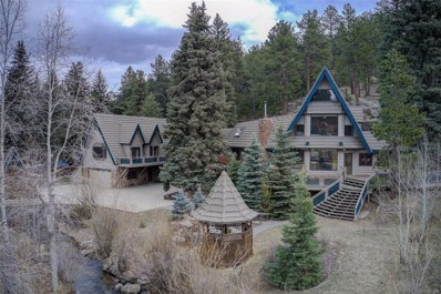 25074 N Turkey Creek Road, Evergreen, CO 80439 - #: 8494346