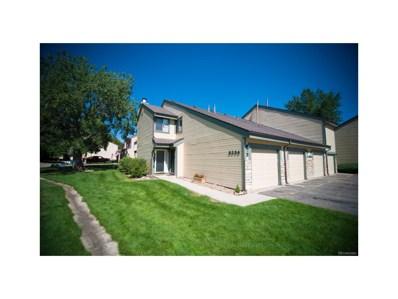 8394 S Everett Way UNIT B, Littleton, CO 80128 - MLS#: 8496073