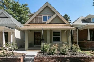 74 S Grant Street, Denver, CO 80209 - #: 8497733