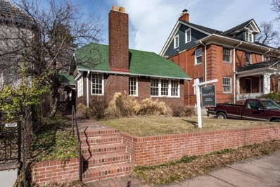 651 N Humboldt Street, Denver, CO 80218 - #: 8497855