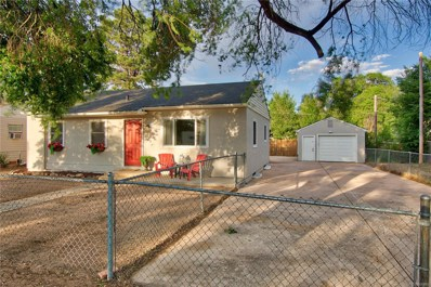 1931 S El Paso Avenue, Colorado Springs, CO 80905 - MLS#: 8499869