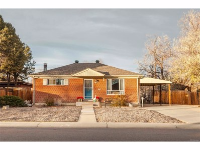 1861 E 112th Place, Northglenn, CO 80233 - MLS#: 8504373