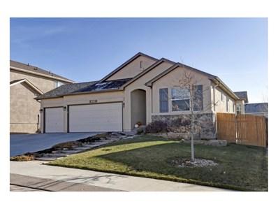 297 Homeland Court, Colorado Springs, CO 80921 - MLS#: 8504631