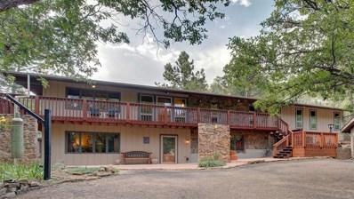 4212 Anitra Canyon Street, Colorado Springs, CO 80918 - MLS#: 8506956