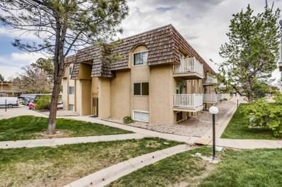 7665 E Quincy Avenue UNIT 107, Denver, CO 80237 - MLS#: 8512393