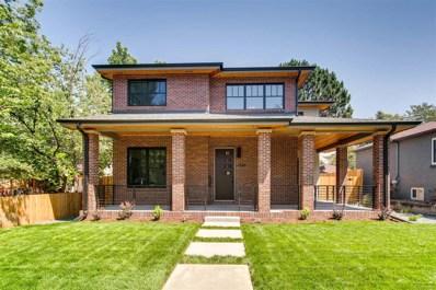 2644 Grape Street, Denver, CO 80207 - MLS#: 8513639