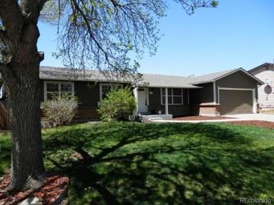 8519 Ingalls Circle, Arvada, CO 80003 - MLS#: 8515527