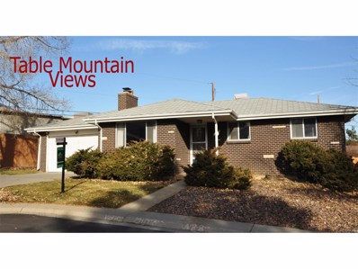 642 Virginia Street, Golden, CO 80403 - MLS#: 8519122