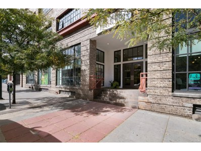 1435 Wazee Street UNIT 407, Denver, CO 80202 - MLS#: 8522390