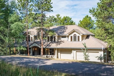 2763 Cortina Lane, Evergreen, CO 80439 - #: 8522684