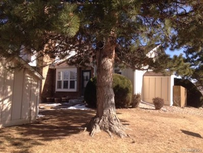 7788 S Steele Street, Centennial, CO 80122 - #: 8523036