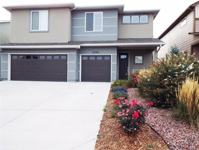 2234 Green Grass Court, Colorado Springs, CO 80915 - MLS#: 8523157