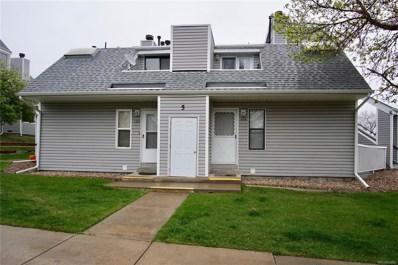 8701 Huron Street UNIT 5-104, Thornton, CO 80260 - #: 8523800