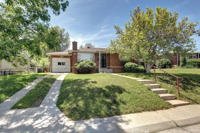1371 S Vallejo Street, Denver, CO 80223 - #: 8530685