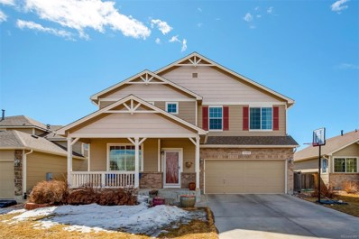 12480 S Sopris Creek Drive, Parker, CO 80134 - #: 8530852