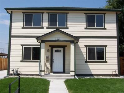 3949 N Adams Street, Denver, CO 80205 - MLS#: 8531314