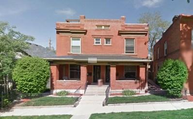 2310 N Ogden Street, Denver, CO 80205 - MLS#: 8531388