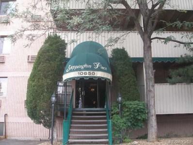 10650 E Tennessee Avenue UNIT 309, Aurora, CO 80012 - #: 8532061