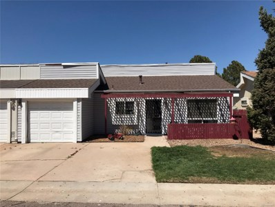16345 E Rice Place UNIT B, Aurora, CO 80015 - MLS#: 8532386