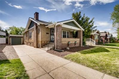 2077 S Corona Street, Denver, CO 80210 - #: 8544392
