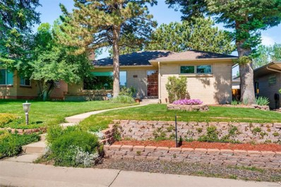1021 S Harrison Street, Denver, CO 80209 - MLS#: 8545634