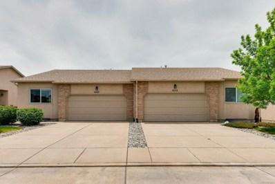 4562 Windmill Creek Way, Colorado Springs, CO 80911 - MLS#: 8555871