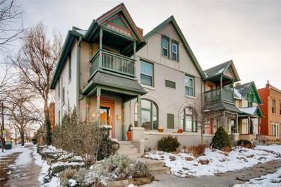 2358 N Ogden Street UNIT B, Denver, CO 80205 - MLS#: 8558651