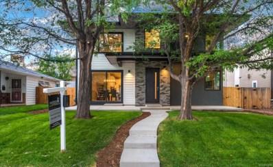 1618 S Madison Street, Denver, CO 80210 - MLS#: 8565403