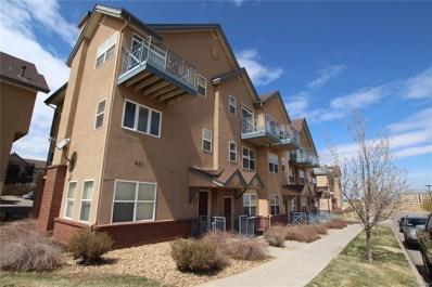 621 S Fairplay Street UNIT B, Aurora, CO 80012 - MLS#: 8567230