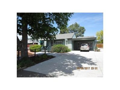 5315 W 10th Avenue, Lakewood, CO 80214 - MLS#: 8570236