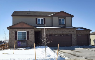 7373 S Scottsburg Way, Aurora, CO 80016 - MLS#: 8572329