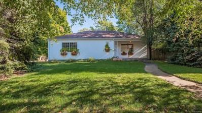 902 E Monroe Street, Colorado Springs, CO 80907 - MLS#: 8572935