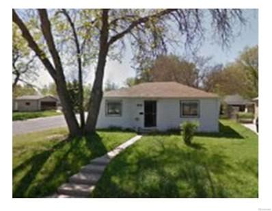 5001 Vallejo Street, Denver, CO 80221 - #: 8573545