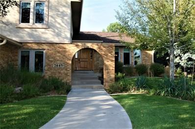 7445 W Radcliff Avenue, Littleton, CO 80123 - MLS#: 8575111