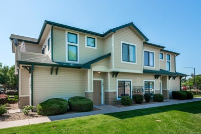 8707 E Florida Avenue UNIT 101, Denver, CO 80247 - MLS#: 8579389