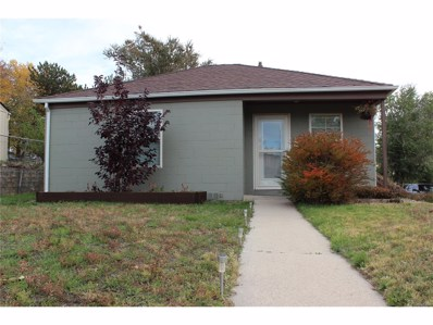1350 Knox Court, Denver, CO 80204 - MLS#: 8579424