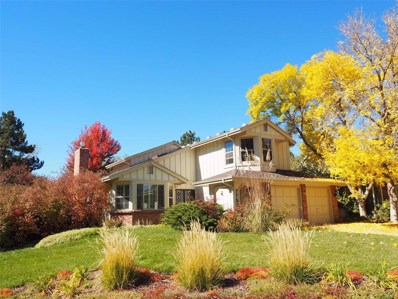 7752 S Hill Drive, Littleton, CO 80120 - MLS#: 8584656