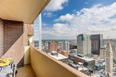 1020 15th Street UNIT 38G, Denver, CO 80202 - #: 8585426