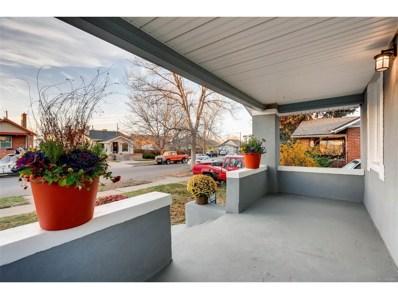 3764 Zenobia Street, Denver, CO 80212 - #: 8592932