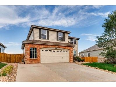 1487 Hickory Drive, Erie, CO 80516 - MLS#: 8595177