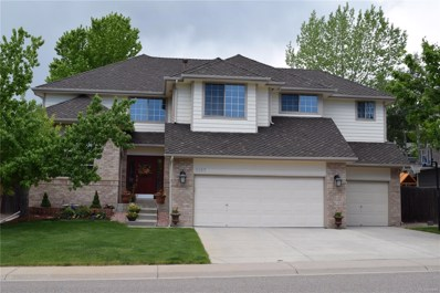 9167 Seven Arrows Trail, Lone Tree, CO 80124 - MLS#: 8596235