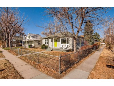 230 E Monroe Street, Colorado Springs, CO 80907 - MLS#: 8597920
