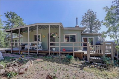 28600 Mountain View Road, Conifer, CO 80433 - #: 8598106