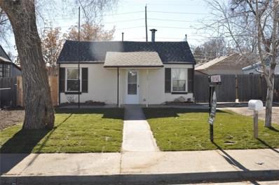 1240 W Virginia Avenue, Denver, CO 80223 - MLS#: 8599640