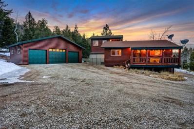 10424 Ranch Road, Hartsel, CO 80449 - MLS#: 8600110