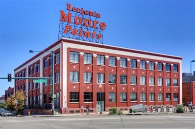 2500 Walnut Street UNIT 106, Denver, CO 80205 - #: 8600292