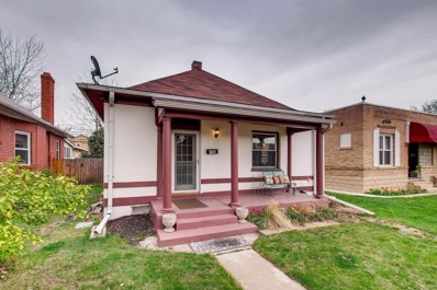 780 S Logan Street, Denver, CO 80209 - MLS#: 8601024