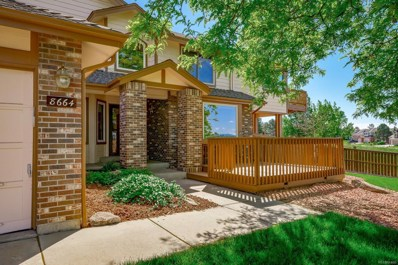 8664 Maplewood Drive, Highlands Ranch, CO 80126 - #: 8602398