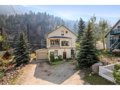 401 4th Street, Georgetown, CO 80444 - MLS#: 8606094